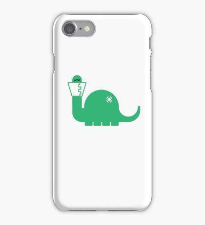 Dinosore iPhone Case/Skin