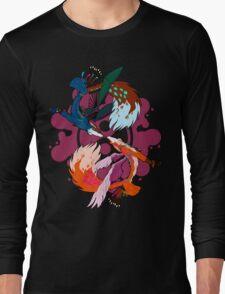 Zen Foxes Long Sleeve T-Shirt