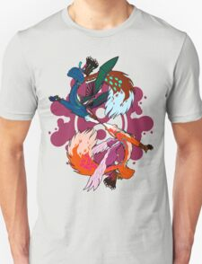 Zen Foxes Unisex T-Shirt