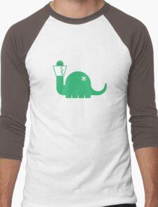 Dinosore Men's Baseball ¾ T-Shirt