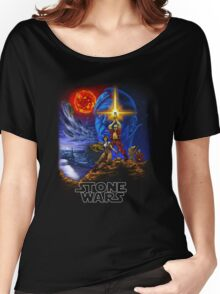 STONE WARS Women's Relaxed Fit T-Shirt
