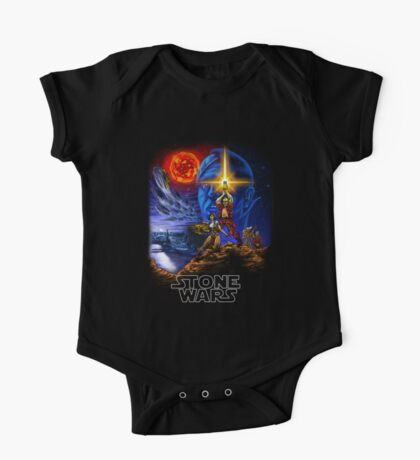 STONE WARS Kids Clothes