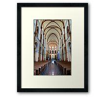 Saigon Notre-Dame Basilica Framed Print