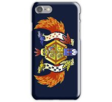Treasure Hunters Crest (REVAMPED) iPhone Case/Skin