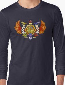 Treasure Hunters Crest (REVAMPED) Long Sleeve T-Shirt