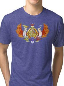 Treasure Hunters Crest (REVAMPED) Tri-blend T-Shirt