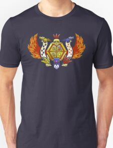 Treasure Hunters Crest (REVAMPED) Unisex T-Shirt
