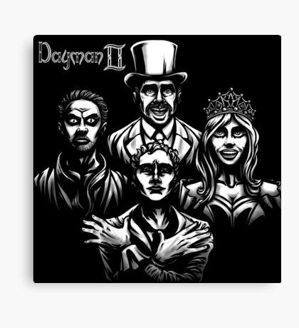Dayman Rhapsody Canvas Print