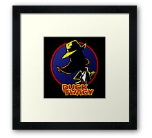 Duck Twacy Framed Print