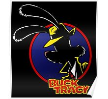 Buck Tracy Poster