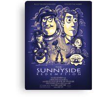 The Sunnyside Redemption Canvas Print