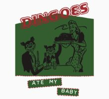 Dingoes Ate My Baby Kids Tee