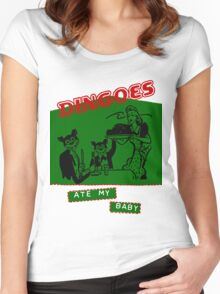 Dingoes Ate My Baby Women's Fitted Scoop T-Shirt