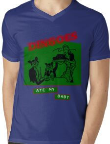 Dingoes Ate My Baby Mens V-Neck T-Shirt