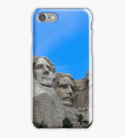 Mount Rushmore  iPhone Case/Skin