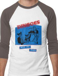 Dingoes Ate My Baby Men's Baseball ¾ T-Shirt
