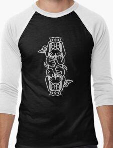 Duck Hunt Duo Men's Baseball ¾ T-Shirt