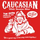 Caucasian Mixer by Punksthetic
