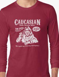 Caucasian Mixer Long Sleeve T-Shirt