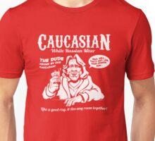 Caucasian Mixer Unisex T-Shirt