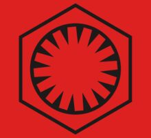 THE FIRST ORDER by Jesse Scroggins