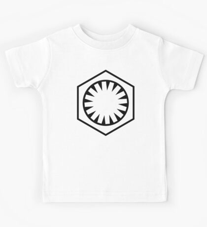 THE FIRST ORDER Kids Tee