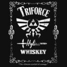 Triforce Whiskey by Punksthetic