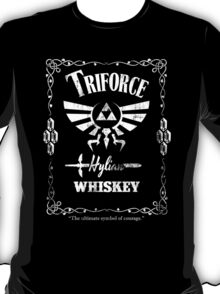 Triforce Whiskey T-Shirt