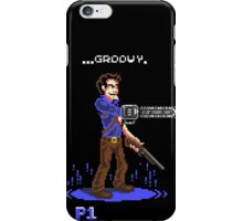 Super 80's Good Vs. Evil 2! iPhone Case/Skin