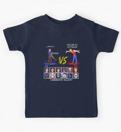 Super 80's Good Vs. Evil 2! Kids Tee