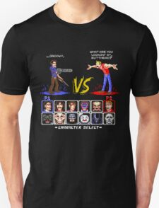 Super 80's Good Vs. Evil 2! T-Shirt