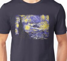 Starry Time Travel Unisex T-Shirt
