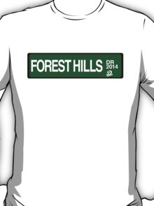 Forest Hills Drive Tour  T-Shirt