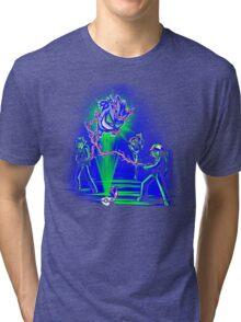 Pokebusters! Tri-blend T-Shirt