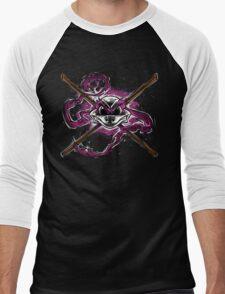 Brains and Bone Men's Baseball ¾ T-Shirt