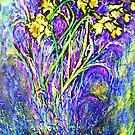 Daffodols by Carol Berliner