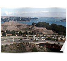 GGB North Side Poster