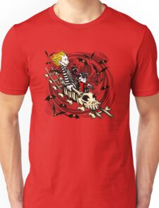 Calvydia and Beetlehobbes (Light Shirts) T-Shirt