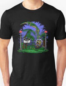 Jurassic Pounce! (Dark Shirts) T-Shirt