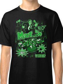 Matrix Cereal (Black Ed) Classic T-Shirt