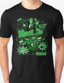 Matrix Cereal (Black Ed) T-Shirt