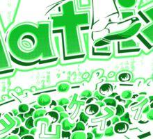 Matrix Cereal (Black Ed) Sticker