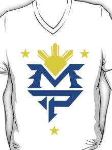 Manny Pacquiao Logo Tee - The Fight  T-Shirt
