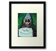 Slow Lori's Birthday Party Framed Print