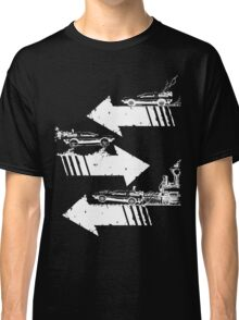 Time Distorted Minimalism Classic T-Shirt