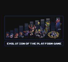Evolution of the Platform Game Kids Clothes
