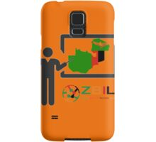 Be Gorgeous Styles By Mimmie Samsung Galaxy Case/Skin
