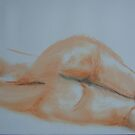 Life pastel by Colombe  Cambourne