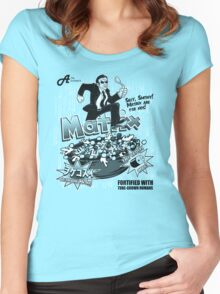 Matrix Cereal Women's Fitted Scoop T-Shirt