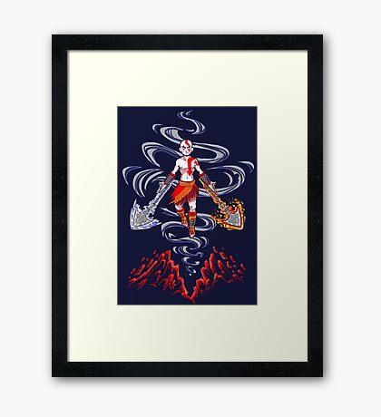 The Last Warbender Framed Print